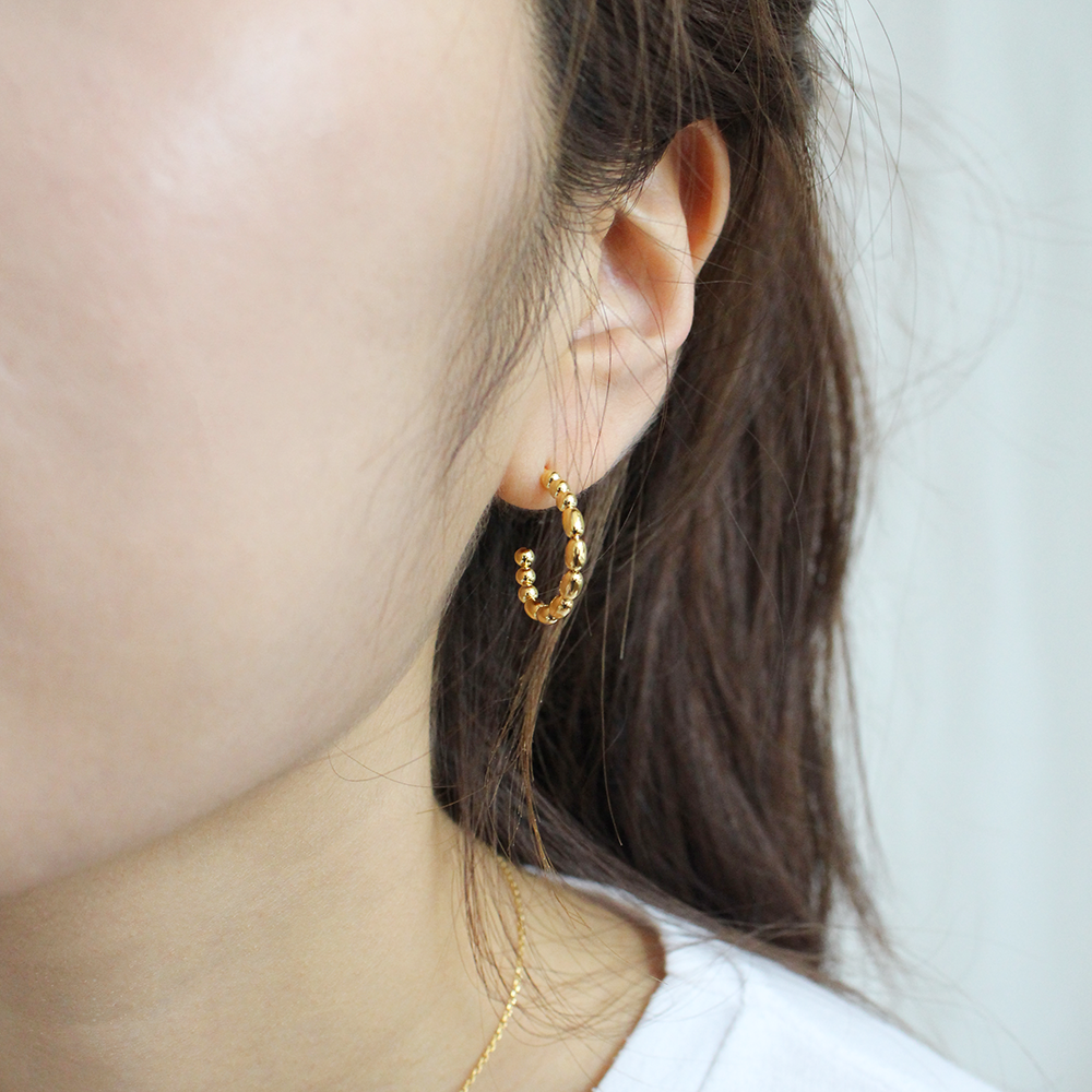 Coque earring